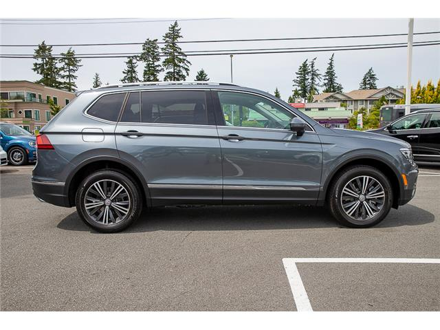 2019 Volkswagen Tiguan Highline (Stk: KT133633) in Vancouver - Image 8 of 27