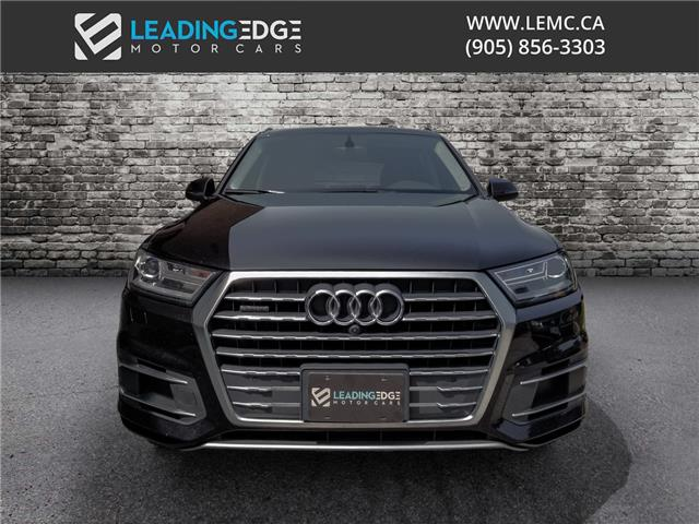 2017 Audi Q7 3.0T Progressiv (Stk: 11289) in Woodbridge - Image 2 of 28