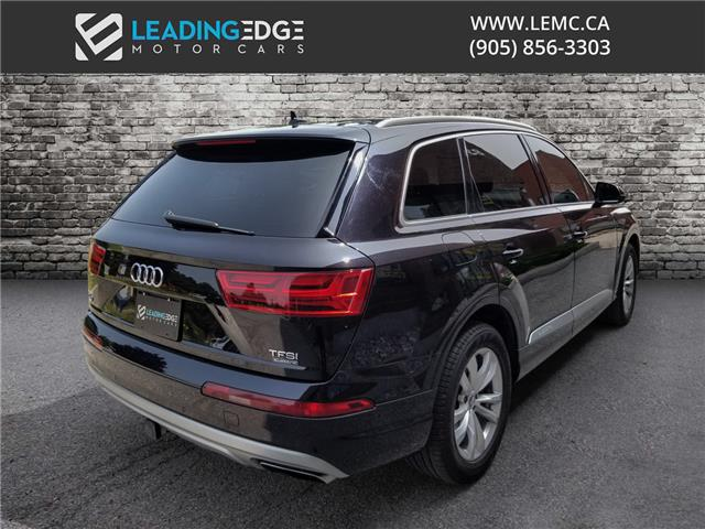 2017 Audi Q7 3.0T Progressiv (Stk: 11289) in Woodbridge - Image 8 of 28