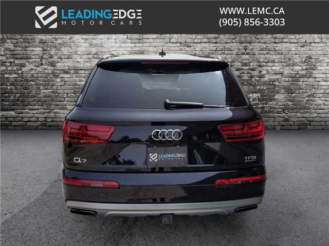 2017 Audi Q7 3.0T Progressiv (Stk: 11289) in Woodbridge - Image 10 of 28
