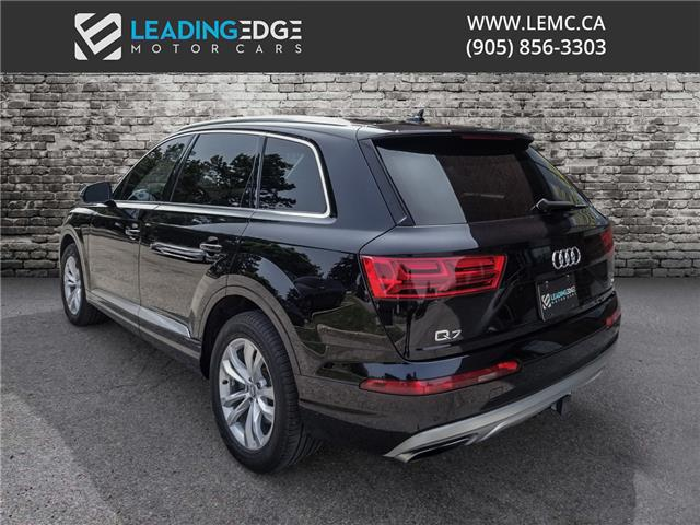 2017 Audi Q7 3.0T Progressiv (Stk: 11289) in Woodbridge - Image 11 of 28