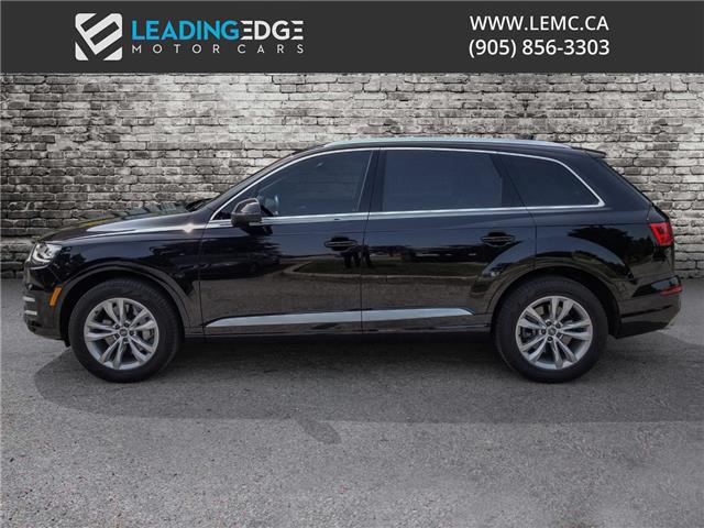 2017 Audi Q7 3.0T Progressiv (Stk: 11289) in Woodbridge - Image 12 of 28