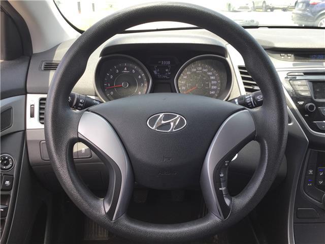 2016 Hyundai Elantra L (Stk: 7829H) in Markham - Image 10 of 16