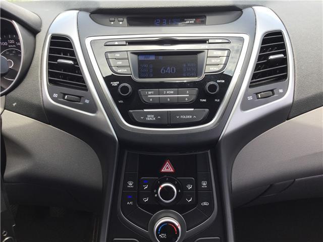 2016 Hyundai Elantra L (Stk: 7829H) in Markham - Image 12 of 16