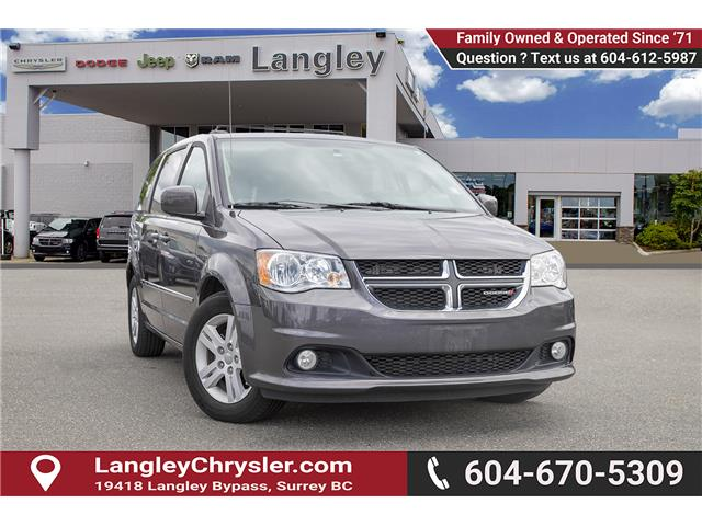 2016 Dodge Grand Caravan Crew (Stk: EE909410A) in Surrey - Image 1 of 26
