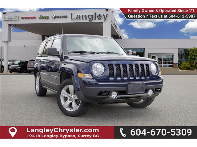 2013 Jeep Patriot 25F Limited (Stk: EE909890) in Surrey - Image 1 of 24