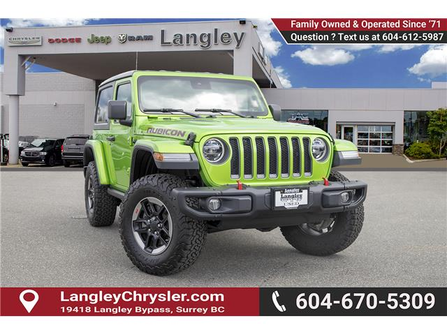 2019 Jeep Wrangler 23R (Stk: K594959A) in Surrey - Image 1 of 20