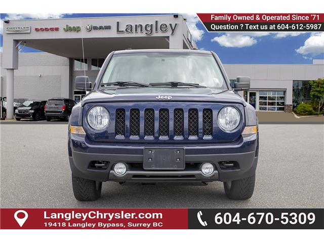 2013 Jeep Patriot 25F Limited (Stk: EE909890) in Surrey - Image 2 of 24