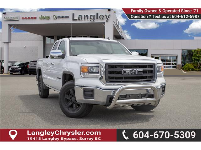 2014 GMC Sierra 1500 Base (Stk: K665077A) in Surrey - Image 1 of 24