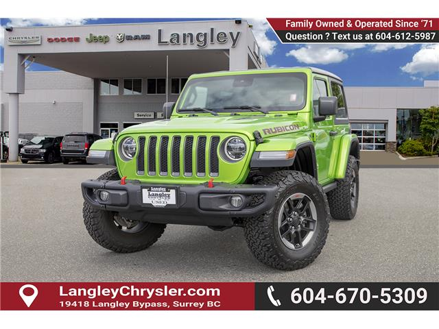 2019 Jeep Wrangler Rubicon (Stk: K594959A) in Surrey - Image 3 of 20