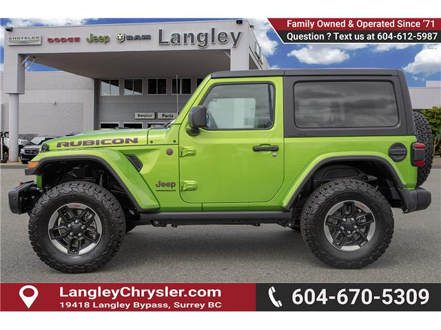 2019 Jeep Wrangler Rubicon (Stk: K594959A) in Surrey - Image 4 of 20