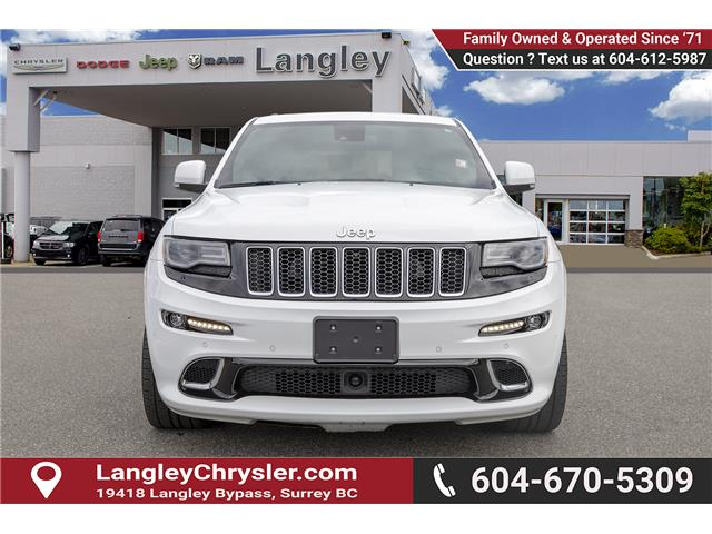 2015 Jeep Grand Cherokee 27L SRT (Stk: K578649A) in Surrey - Image 2 of 26
