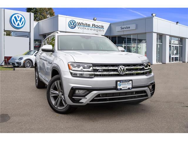 2019 Volkswagen Atlas 3.6 FSI Execline 1V2TR2CA4KC547243 KA547243 in Vancouver