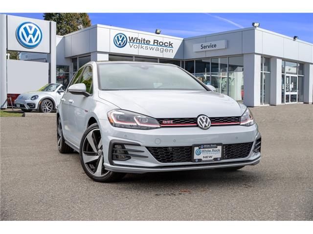 2019 Volkswagen Golf GTI 5-Door Autobahn (Stk: KG006044) in Vancouver - Image 1 of 25