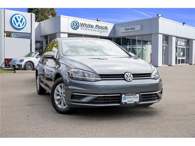 2019 Volkswagen Golf 1.4 TSI Comfortline (Stk: KG008398) in Vancouver - Image 1 of 27