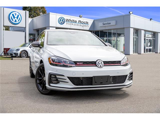 2019 Volkswagen Golf GTI 5-Door Rabbit (Stk: KG013364) in Vancouver - Image 1 of 28