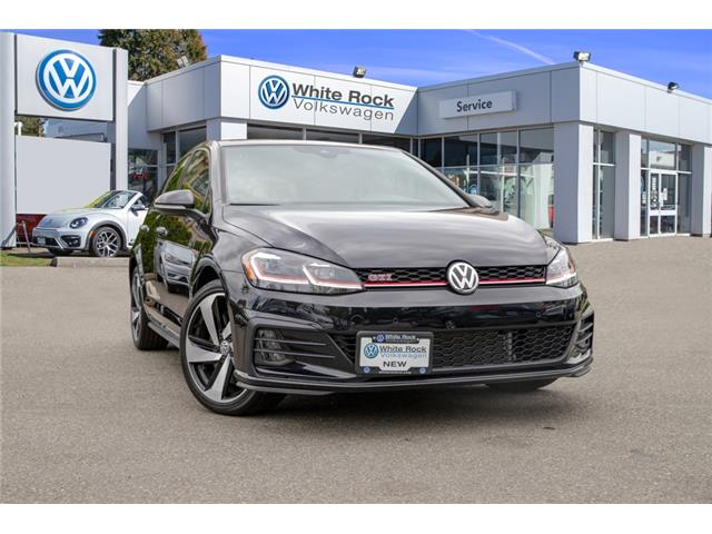 2019 Volkswagen Golf GTI 5-Door Autobahn (Stk: KG016975) in Vancouver - Image 1 of 26