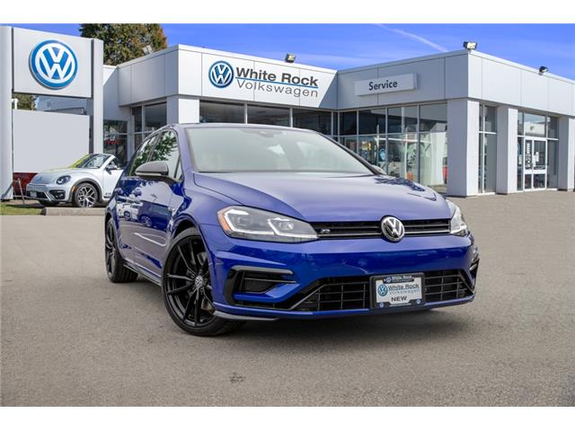 2019 Volkswagen Golf R 2.0 TSI (Stk: KG196074) in Vancouver - Image 1 of 28