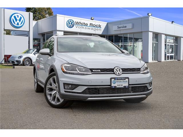 2019 Volkswagen Golf Alltrack 1.8 TSI Execline (Stk: KG503747) in Vancouver - Image 1 of 28