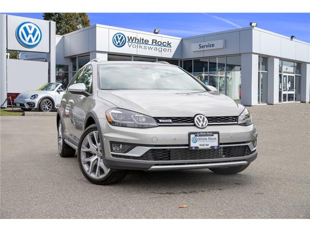 2019 Volkswagen Golf Alltrack 1.8 TSI Execline (Stk: KG505993) in Vancouver - Image 1 of 29