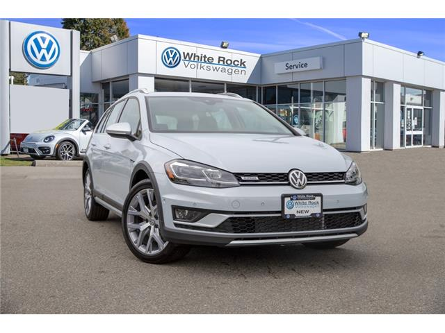 2019 Volkswagen Golf Alltrack 1.8 TSI Execline (Stk: KG508968) in Vancouver - Image 1 of 29