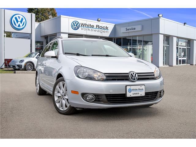 2014 Volkswagen Golf 2.0 TDI Highline (Stk: VW0903) in Vancouver - Image 1 of 28