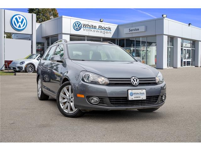 2013 Volkswagen Golf 2.0 TDI Highline (Stk: VW0904) in Vancouver - Image 1 of 21