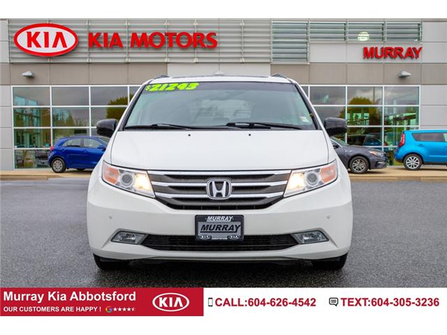 2012 Honda Odyssey Touring (Stk: M1293) in Abbotsford - Image 2 of 26