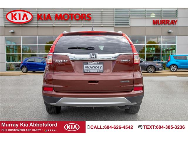 2016 Honda CR-V Touring (Stk: M1289) in Abbotsford - Image 4 of 27