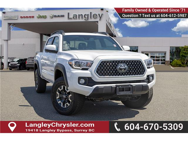 2018 Toyota Tacoma TRD Off Road (Stk: K594967A) in Surrey - Image 1 of 26