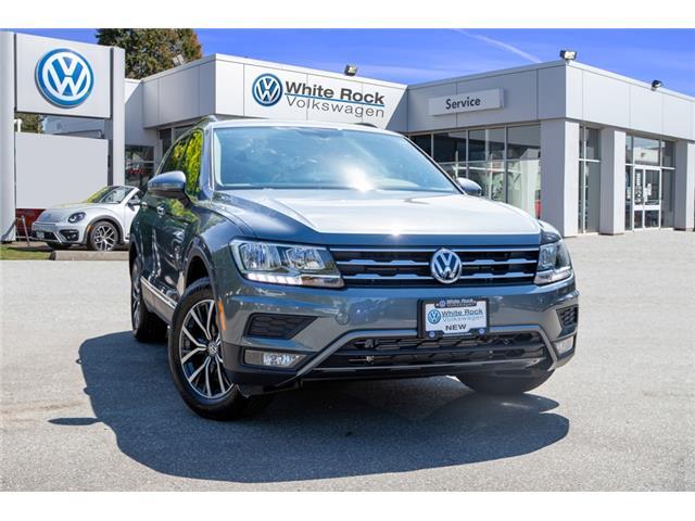 2019 Volkswagen Tiguan Comfortline (Stk: KT117064) in Vancouver - Image 1 of 29