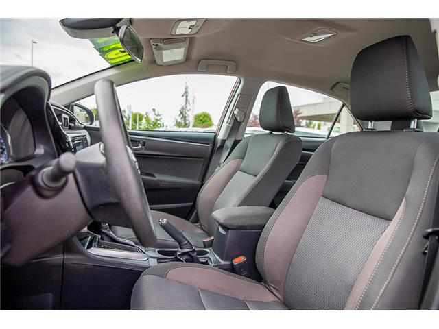 2017 Toyota Corolla LE (Stk: M1283) in Abbotsford - Image 6 of 26