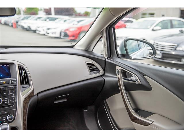 2013 Buick Verano Base (Stk: M1284) in Abbotsford - Image 12 of 21