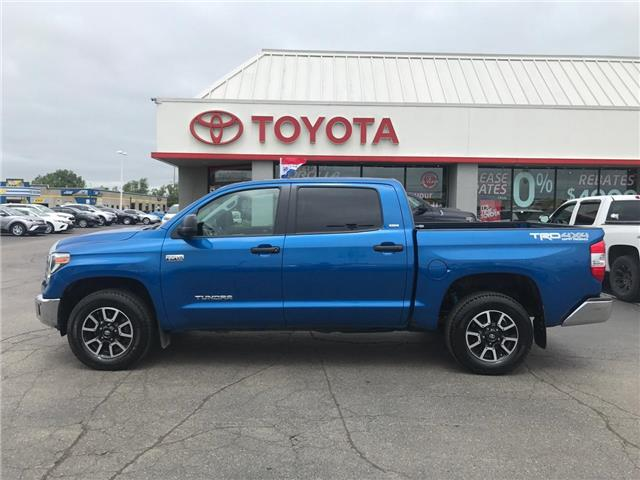 2018 Toyota Tundra  (Stk: 1908831) in Cambridge - Image 1 of 15