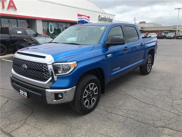 2018 Toyota Tundra  (Stk: 1908831) in Cambridge - Image 2 of 15