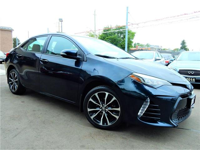 2017 Toyota Corolla SE (Stk: 2T1BUR) in Kitchener - Image 1 of 23