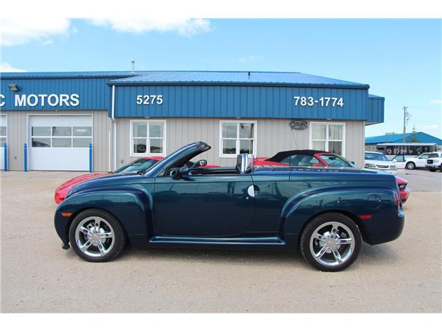 2006 Chevrolet SSR Base (Stk: P9171) in Headingley - Image 8 of 25
