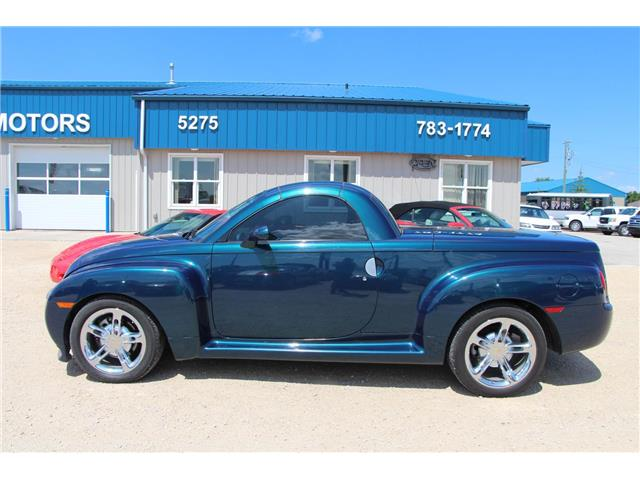 2006 Chevrolet SSR Base (Stk: P9171) in Headingley - Image 9 of 25