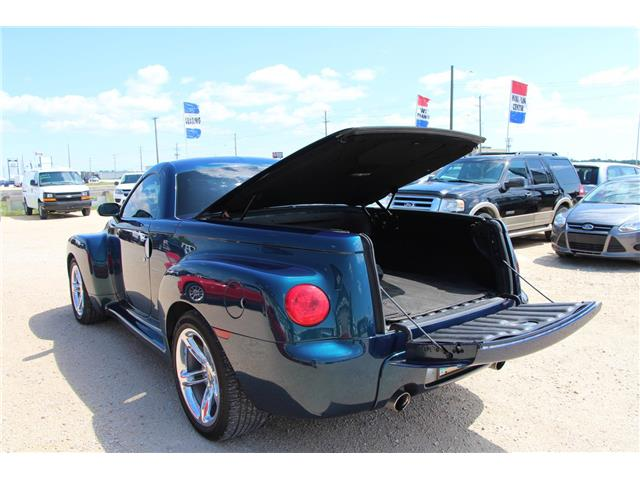 2006 Chevrolet SSR Base (Stk: P9171) in Headingley - Image 25 of 25