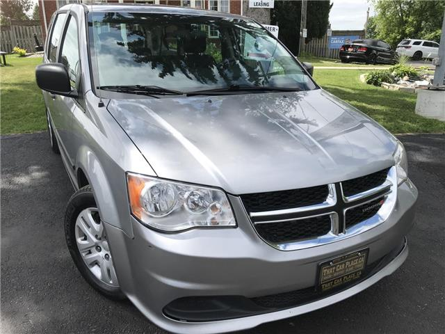 2014 Dodge Grand Caravan SE/SXT (Stk: 5323) in London - Image 1 of 22