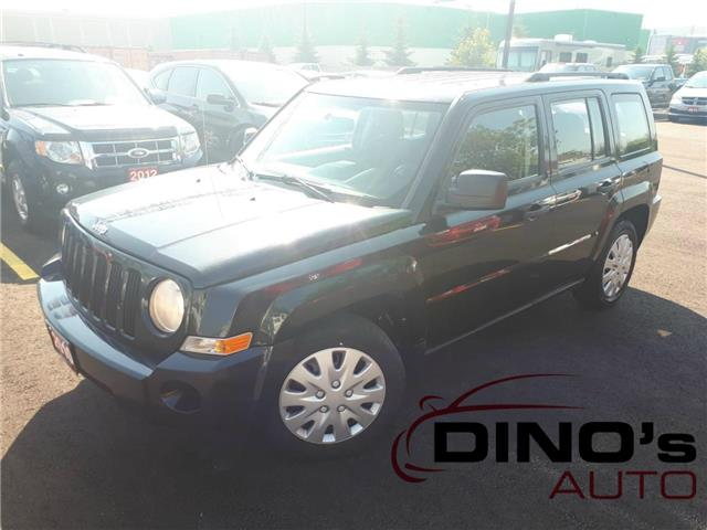 2010 Jeep Patriot Sport/North (Stk: 631492) in Orleans - Image 1 of 20