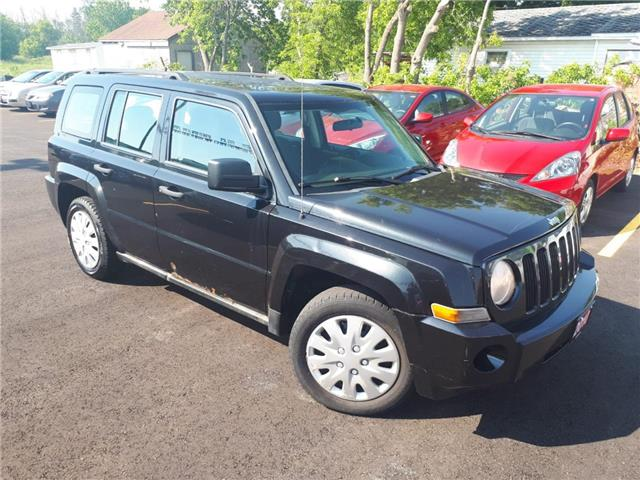 2010 Jeep Patriot Sport/North (Stk: 631492) in Orleans - Image 5 of 20