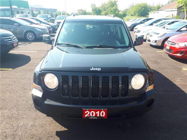 2010 Jeep Patriot Sport/North (Stk: 631492) in Orleans - Image 6 of 20