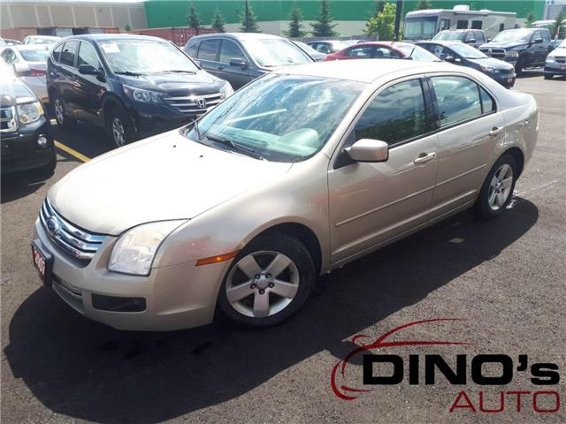 2007 Ford Fusion SE (Stk: 249811) in Orleans - Image 1 of 22