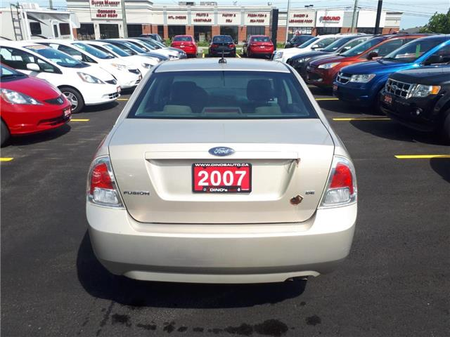 2007 Ford Fusion SE (Stk: 249811) in Orleans - Image 3 of 22