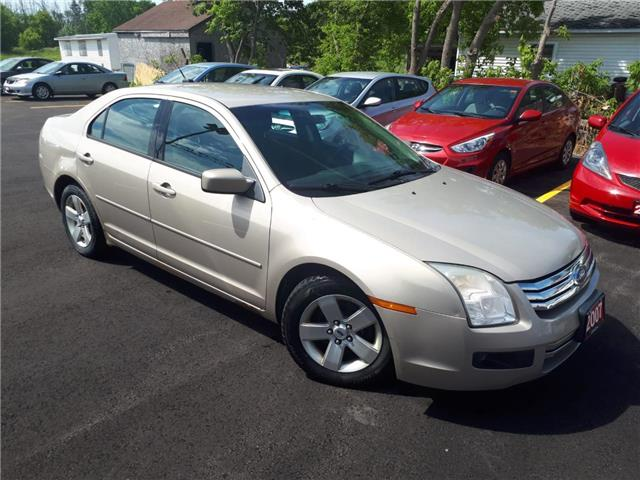2007 Ford Fusion SE (Stk: 249811) in Orleans - Image 4 of 22