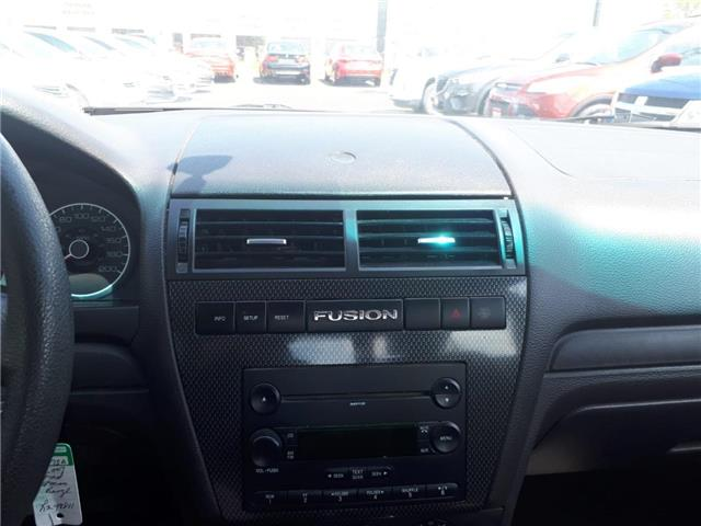 2007 Ford Fusion SE (Stk: 249811) in Orleans - Image 18 of 22