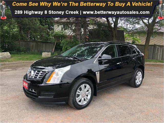 2015 Cadillac SRX Leather| PWR Seats| Dual Climate| Low KMS| Loaded! (Stk: 5433) in Stoney Creek - Image 1 of 22