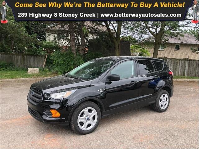 2018 Ford Escape S| VERY LOW KMS!| Bluetooth| Backup Cam (Stk: 5428) in Stoney Creek - Image 1 of 20