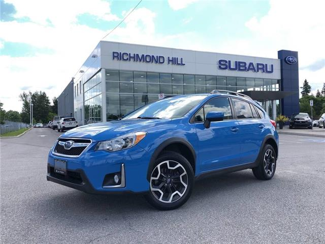 2016 Subaru Crosstrek Touring Package (Stk: LP0276) in RICHMOND HILL - Image 1 of 22